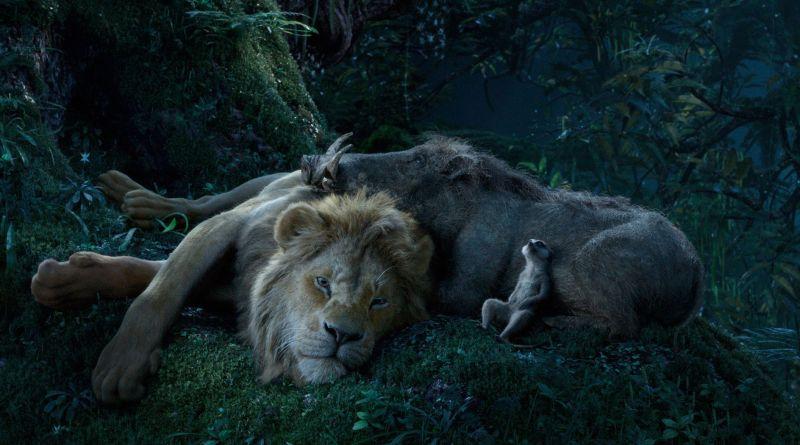 Timón y Pumba (El Rey León)
