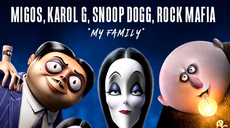 Presentado el tema original del regreso de 'La familia Addams'