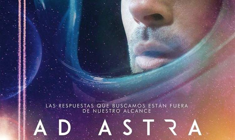 "Pósters de la película ""Ad Astra"""