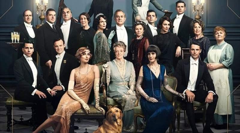 """Pósters de la película """"Downton Abbey"""""""