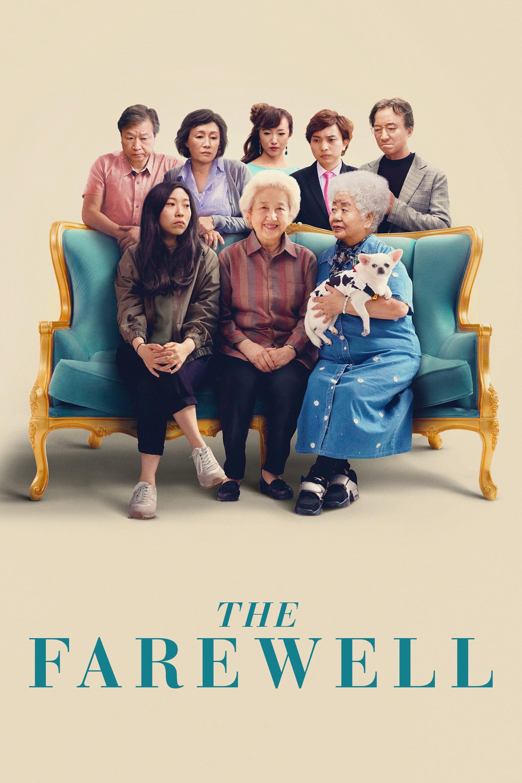 "Pósters de la película ""The Farewell"""