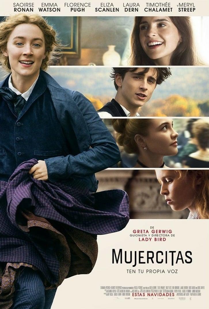 """Pósters de la película """"Mujercitas"""""""