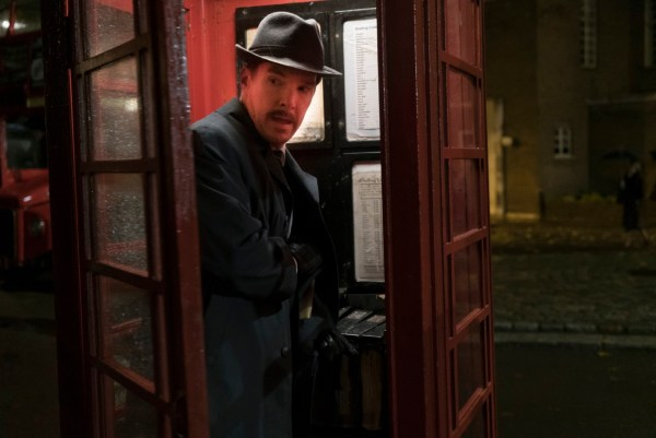 El espía inglés(Ironbark)