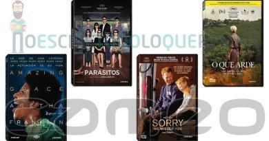 Lanzamientos de febrero en DVD y Blu-ray de Cameo