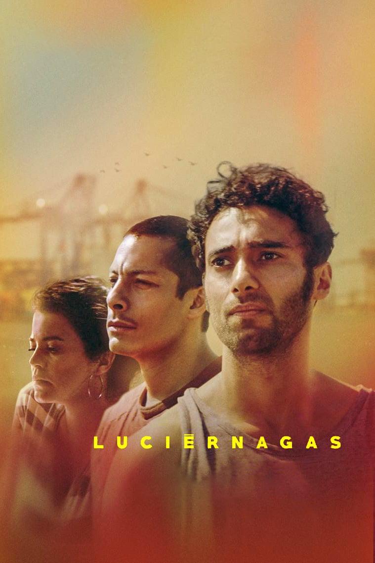 """Pósters de la película """"Luciérnagas"""""""