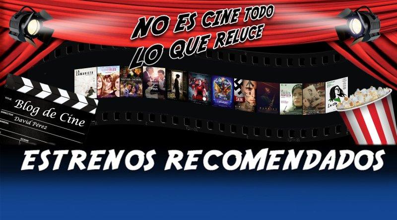 Vídeo avance y recomendación de la semana: 6 de marzo de 2020
