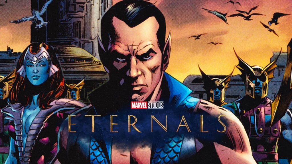 Namor - Eternals