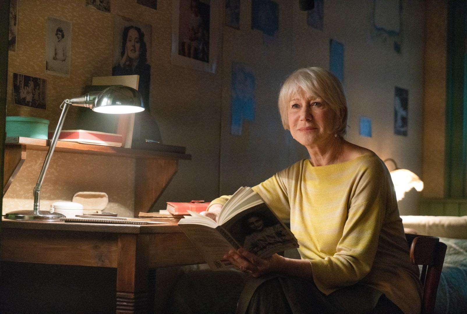 Helen Mirren, la ganadora de un Oscar, es la conductora de la historia.