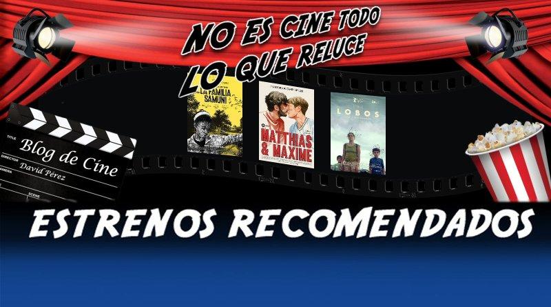 Vídeo avance y recomendación de la semana: 19 de junio de 2020