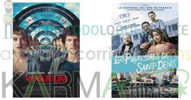 Lanzamientos de agosto en DVD y Blu-ray de A Contracorriente y Karma Films
