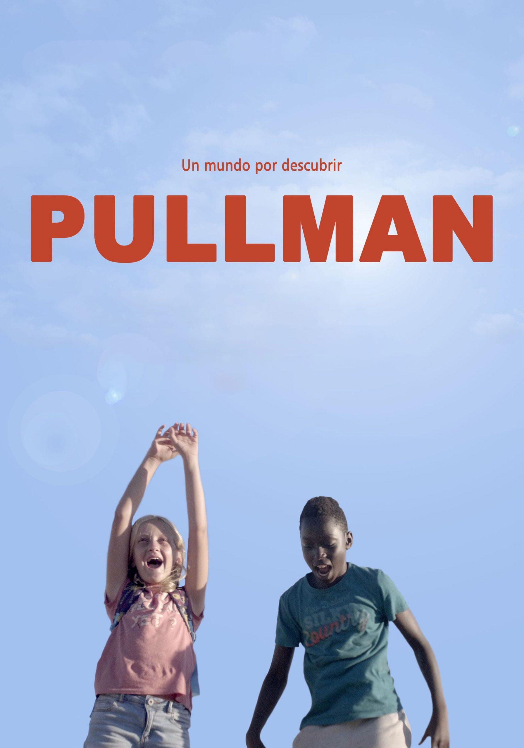 """Pósters de la película """"Pullman"""""""