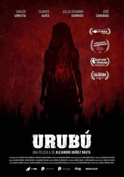 """Pósters de la película """"Urubú"""""""