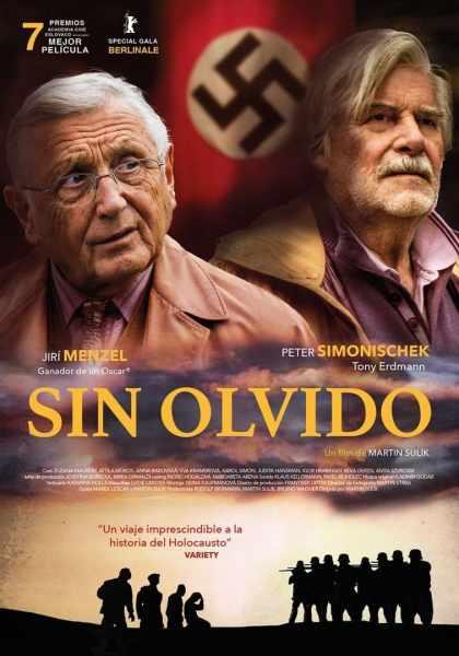 """Pósters de la película """"Sin olvido"""""""