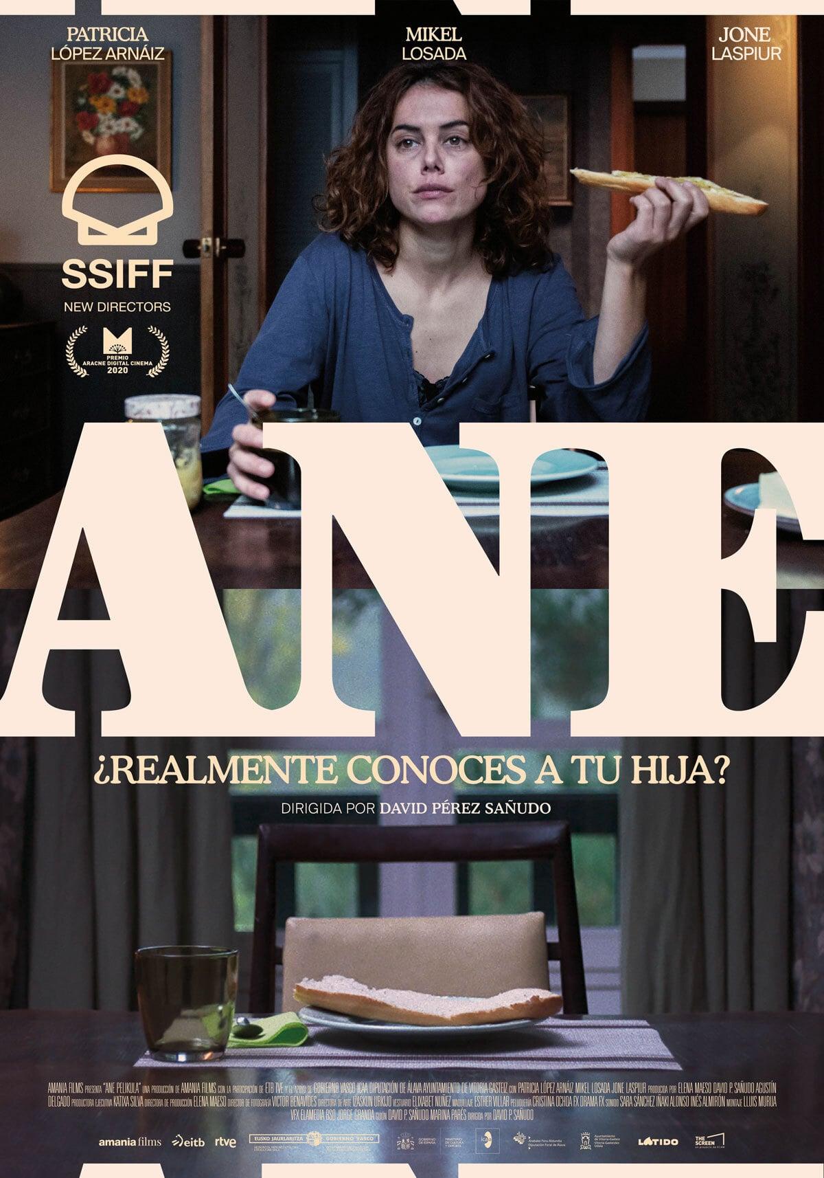 "Pósters de la película ""Ane"""
