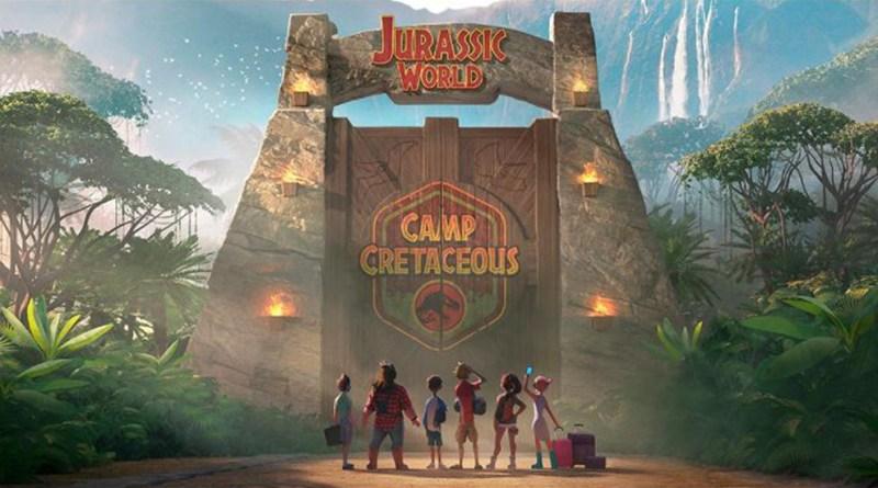 Parque Jurásico: Campamento Cretácico