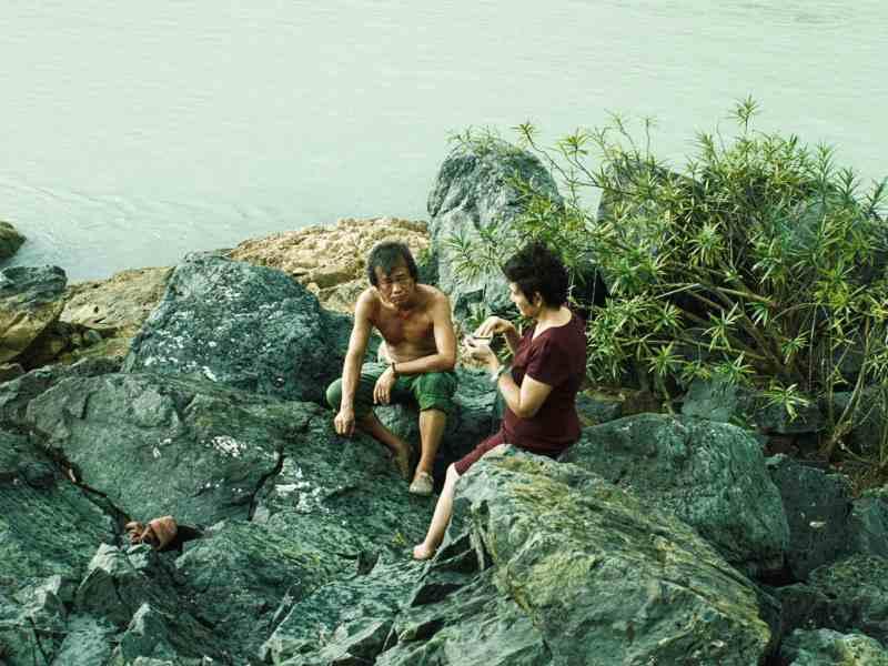 Lo imperceptible del río
