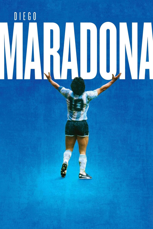 """Pósters de la película """"Diego Maradona"""""""