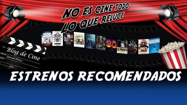 Vídeo avance y recomendación de la semana: 27 de noviembre de 2020