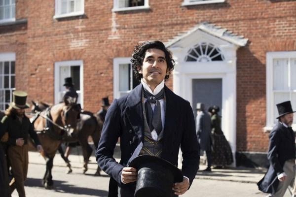 La increible historia de David Copperfield