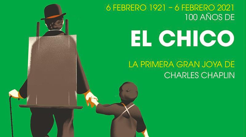 El chico (The Kid) regresa a los cines en su versión restaurada en 4K