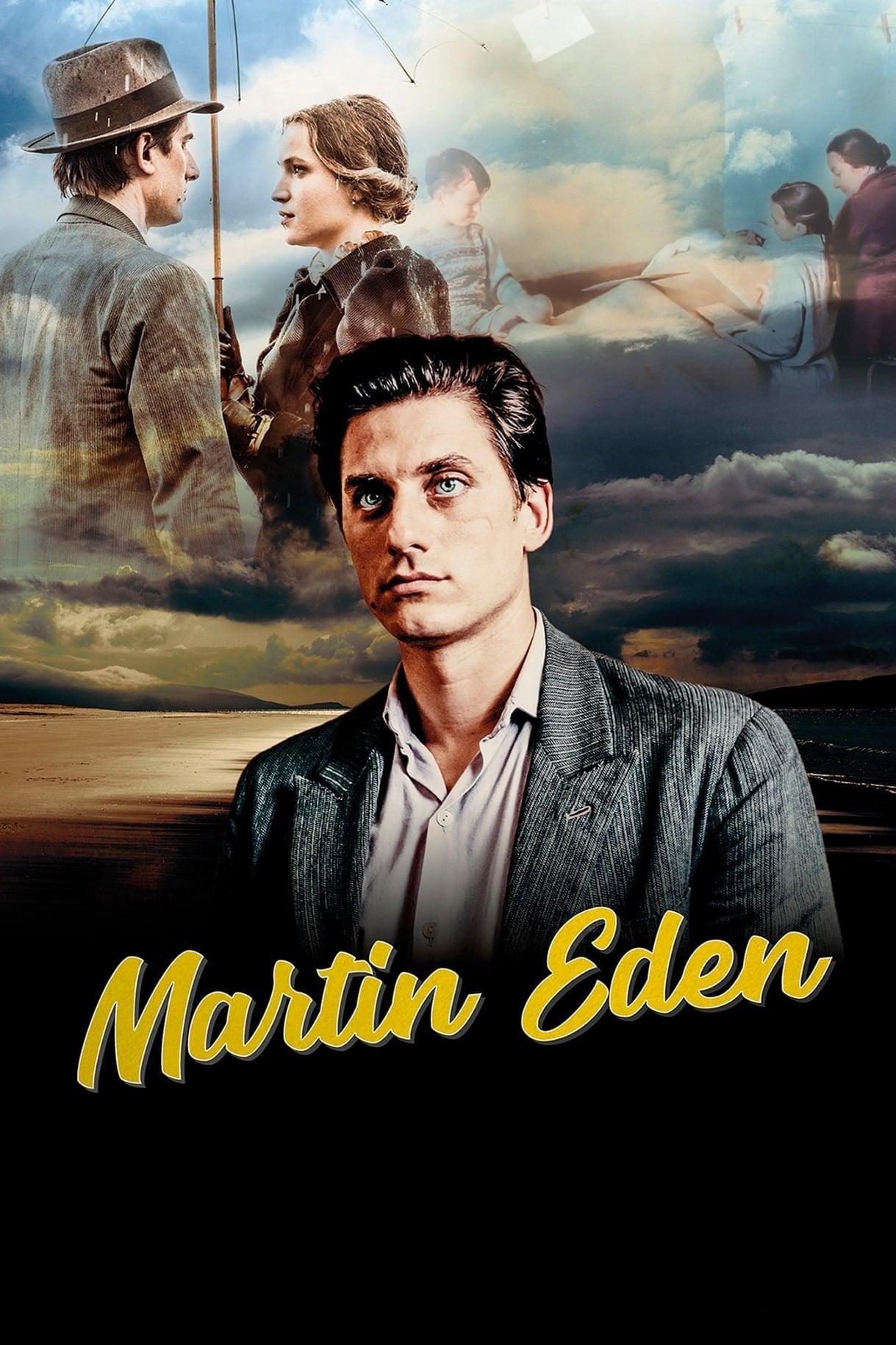 "Pósters de la película ""Martin Eden"""