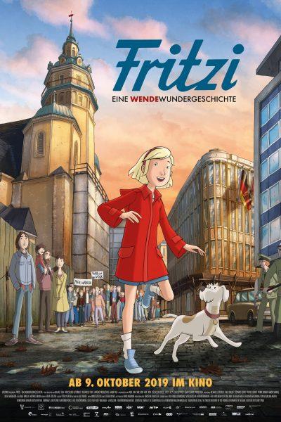"Pósters de la película ""Fritzi: Eine Wendewundergeschichte"""