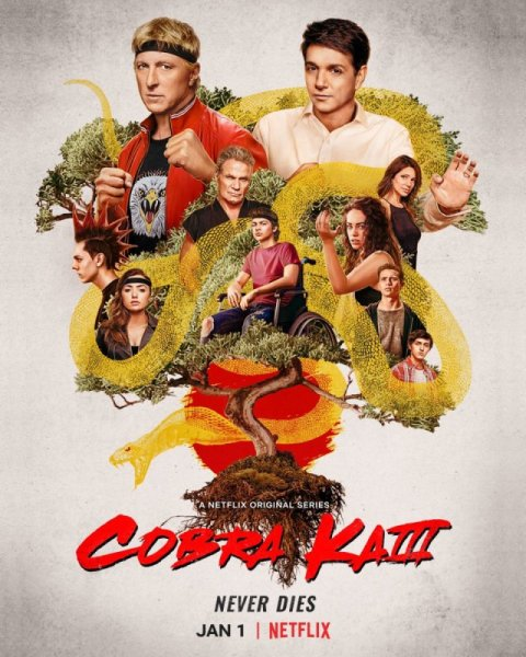 Cobra Kai - Temporada 3