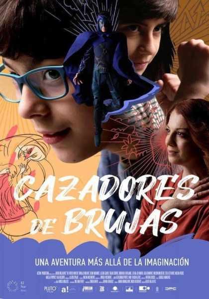 "Pósters de la película ""Cazadores de brujas"""