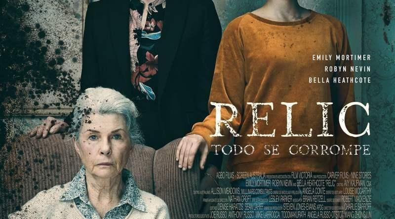 """Pósters de la película """"Relic"""""""