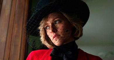 Spencer   Nueva imagen de Kristen Stewart como la Princesa Diana
