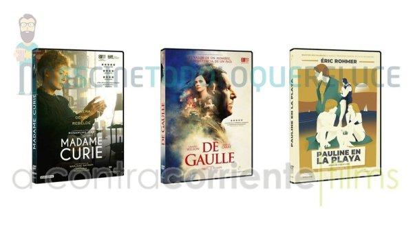 Lanzamientos de abril en DVD y Blu-ray de A Contracorriente Films