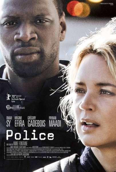 """Pósters de la película """"Police"""""""