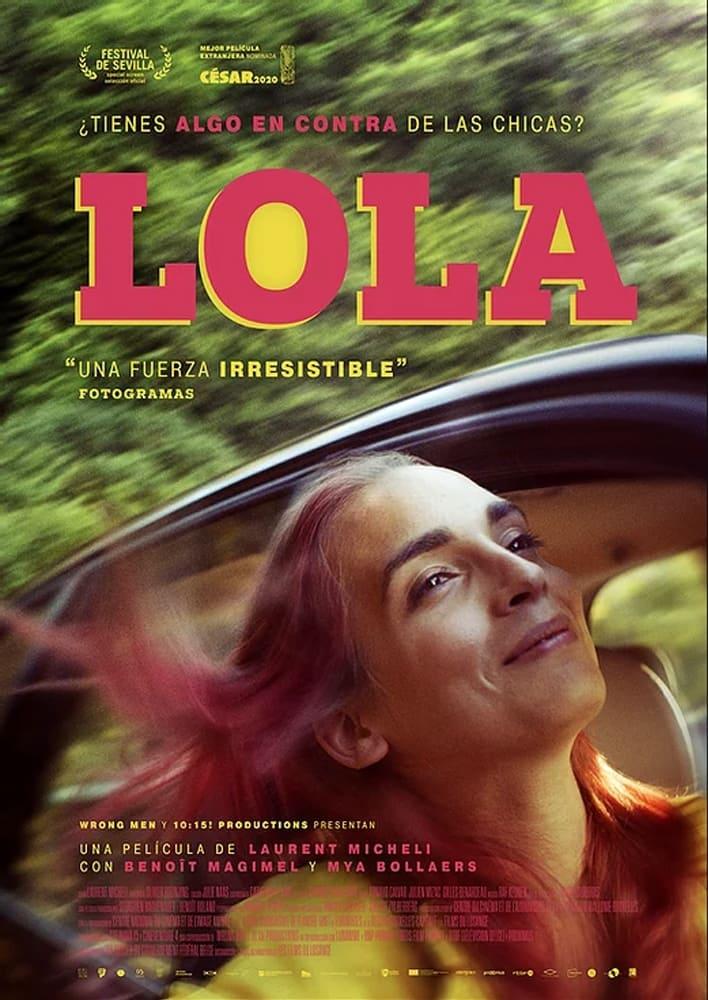 """Pósters de la película """"Lola"""""""