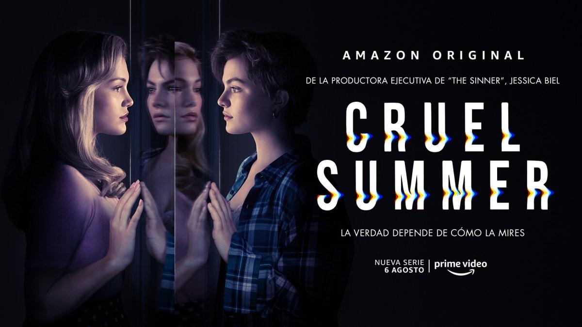 Tráiler oficial y la fecha de estreno del thriller psicológico Cruel Summer