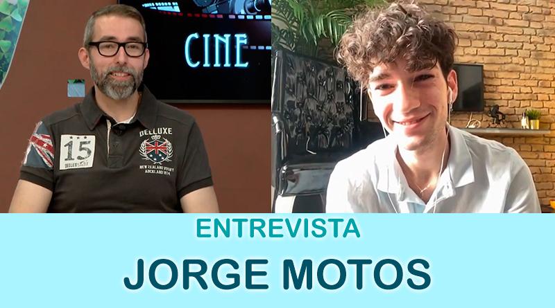 Entrevista a Jorge Motos, protagonista de la galardonada Lucas