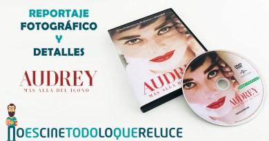 Audrey: Más allá del icono