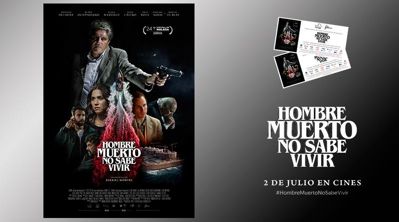HOMBRE MUERTO NO SABE VIVIR