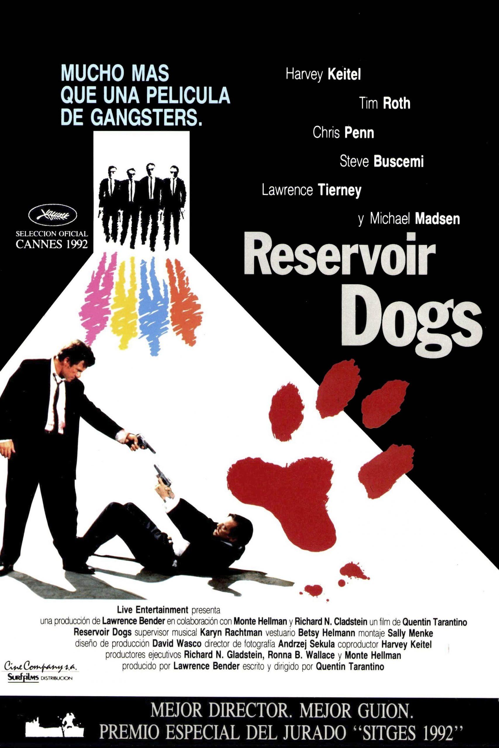 """Pósters de la película """"Reservoir Dogs"""""""