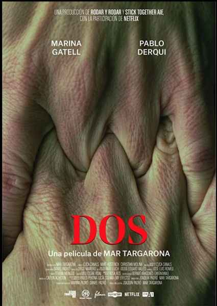 """Pósters de la película """"Dos"""""""