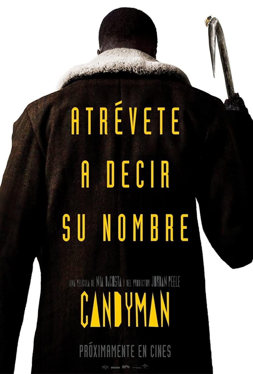 "Pósters de la película ""Candyman"""