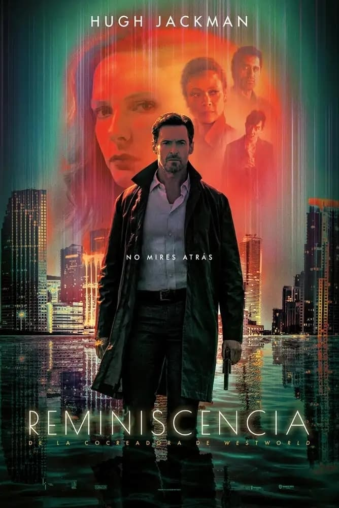 "Pósters de la película ""Reminiscencia"""