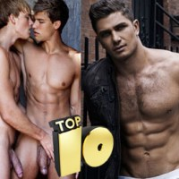 Top 10 Actores Porno Gay 2014