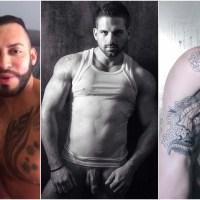 Gay Porn NOW | Viktor Rom y Dani Robles juntos en el set de rodaje, HotGay 2017, Sunny Colucci en el baño, boner test, ordeñando pollas lecheras y más