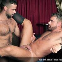 "Logan Moore y Teddy Torres se follan por una apuesta en ""Raise"" 