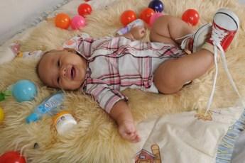 vibrant baby