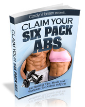 claim your six pack abs