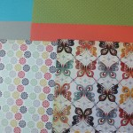 using your stash cardstock