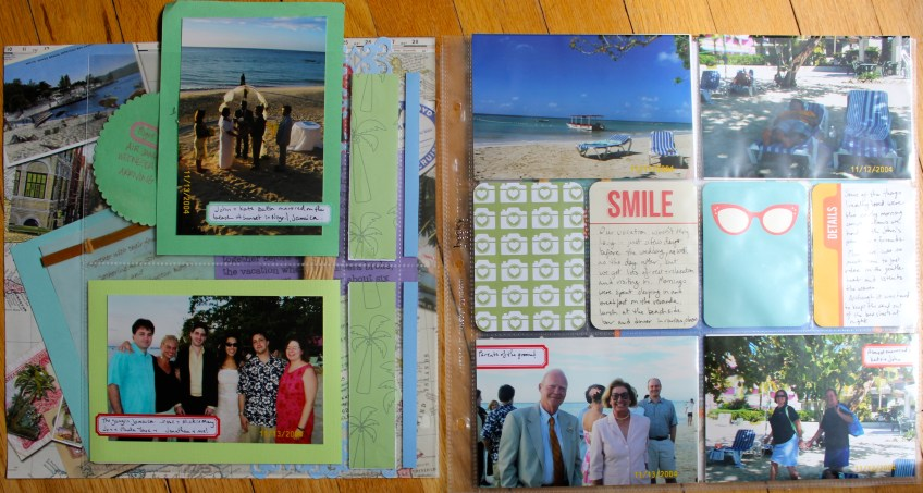 pocket pages to expand a story || noexcusescrapbooking.com
