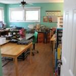 craft room reveal 1 ||noexcusescrapbooking.com