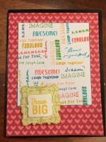 word cloud || noexcusescrapbooking.com